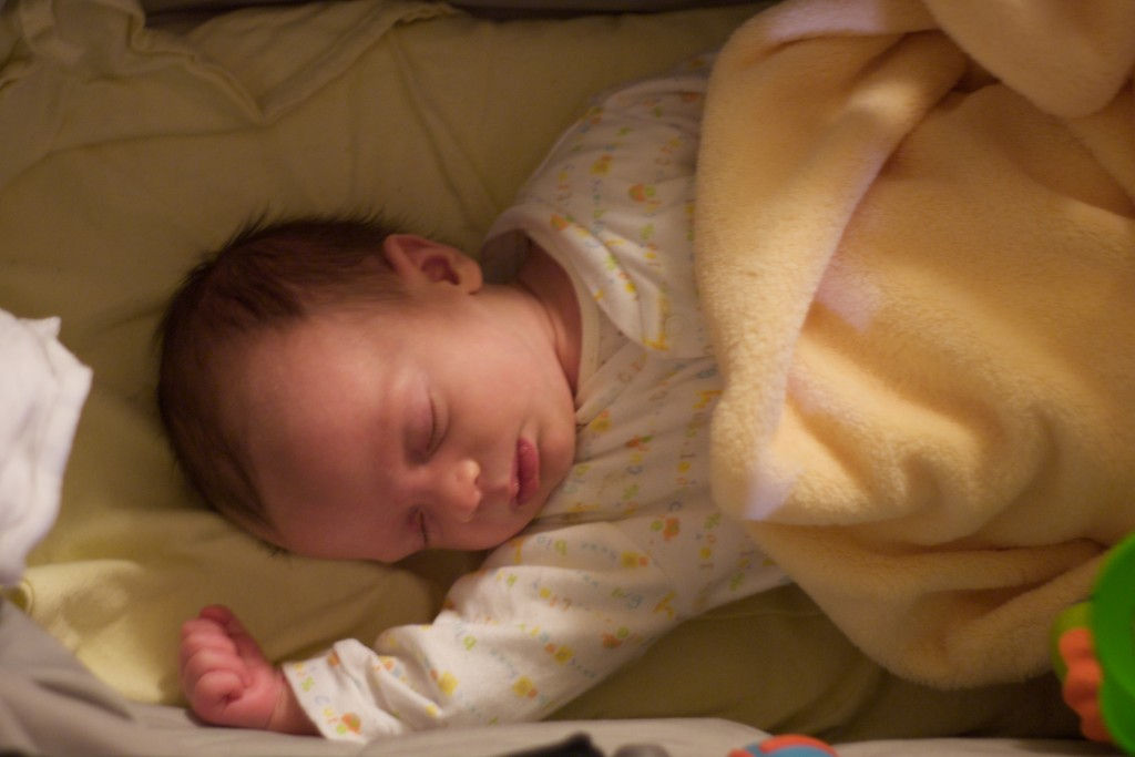 Nine reasons being a first time parent is like being a teenager - bamboo.co.uk